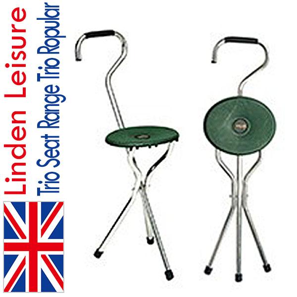 【イギリス製】リンデンレジャー Linden Leisure Trio Seat Range Trio Ropular チェア T040 送料無料