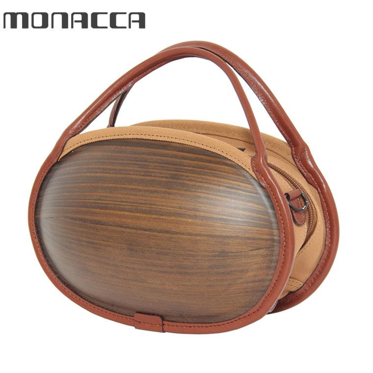 モナッカ monacca ishikoro イシコロ ブラウン 09IS-B 送料無料