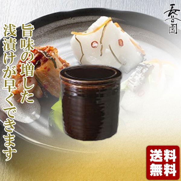長谷園 伊賀焼 浅漬器 NCT-32