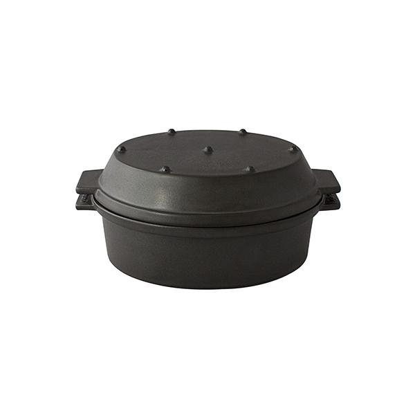 长谷园烤炉锅Oval CK-23