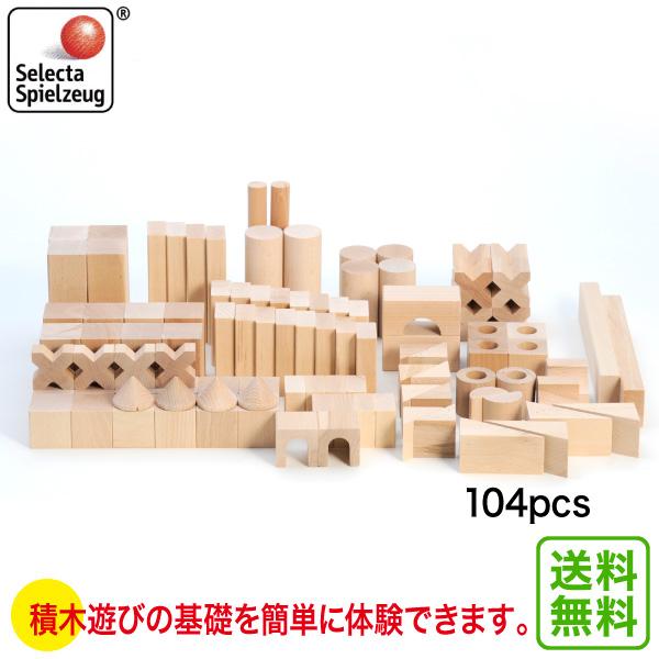 セレクタ SELECTA BLOCKS・グランドセット SE0004 送料無料 知育玩具