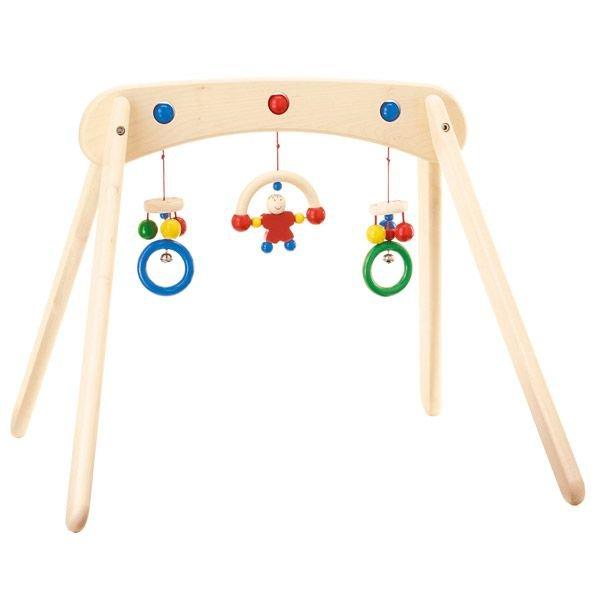 SELECTA ベビージム ムジーナ SE61047 知育玩具 セレクタ 赤ちゃん ベビー 出産祝い おもちゃ 1歳 2歳 3歳 4歳 女の子 男の子 新生児 0ヵ月 ガラガラ おしゃぶり オルゴール