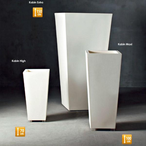 Serralunga Designers Kabin High セラルンガ・デザイナーズ・シリーズ プランター カビンハイ SD-550-035