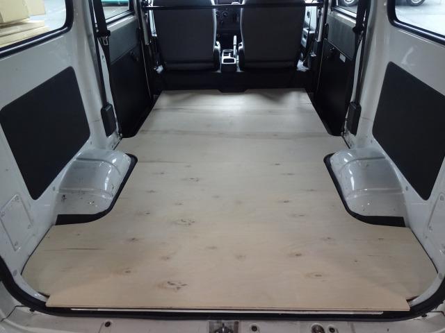 トヨタ タウンエース ライトエース バン DX GL フロアパネル 【フルタイプ】 フロアーパネル 床板 床貼り 床張り フロアキット 荷室 荷台 荷物 棚板 板 棚 収納 内装 内装パネル パネル