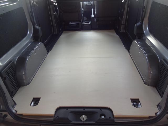 日産 NV200 バネット VANNET フロアパネル 【2人乗り用】 パネル 床張り 床貼 収納 内装 フロアキット フロアマット 荷室 荷台 荷物 荷室キット 棚キット 棚板 棚 板 収納棚 収納板 ボード 床板