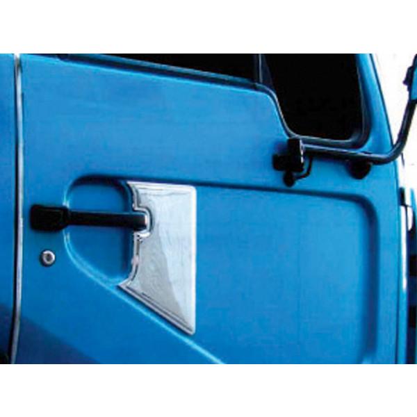 ドアハンドルガーニッシュ R/L UD トラックス コンドル ビックサム CV-407 トラック