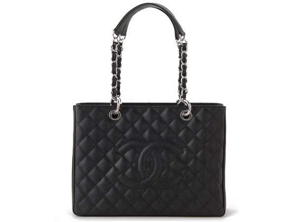 10aeced346da s-select  Chanel CHANEL A50995 caviar skin shoulder bag gift wrapping free