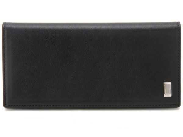 ダンヒル dunhill 財布 長財布 サイドカー ブラック コートウォレット QD1010A メンズ 新品 セールアイテム