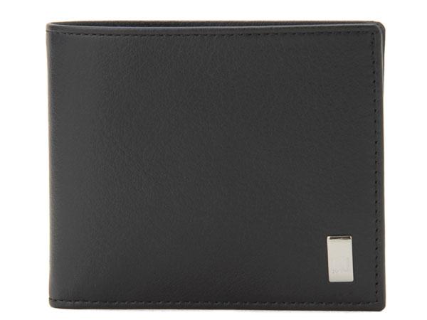 ダンヒル dunhill 財布 サイドカー ブラック 二つ折り財布 QD3070A メンズ 新品