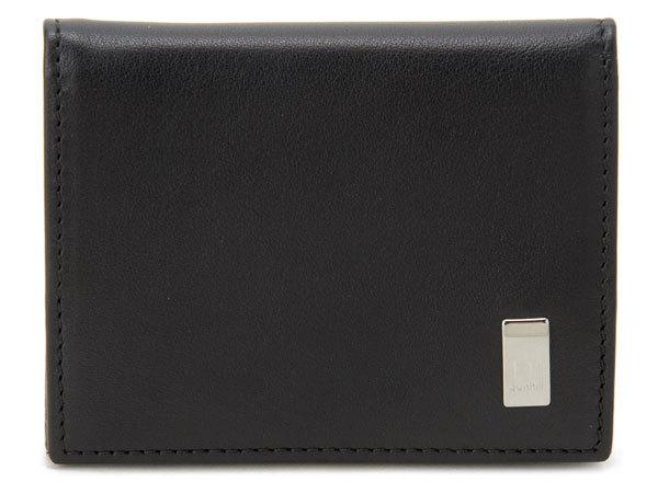 ダンヒル dunhill 財布 サイドカー 小銭入れ コインケース ブラック QD8000A メンズ 新品