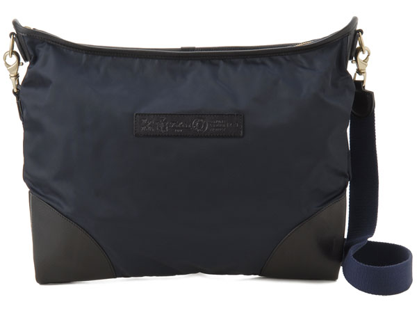 フェリージ Felisi ショルダーバッグ 12-9-DS-43 ブルー ネイビー×ブラック メンズバッグ 新品 【送料無料】