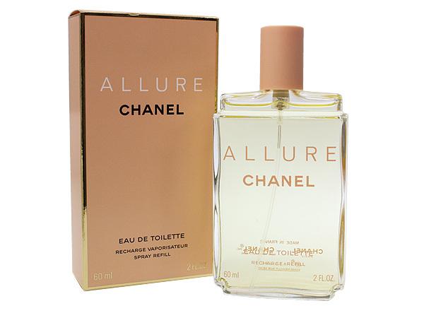 4bf193f28 Chanel CHANEL allure Eau de toilette EDT 60 ml refill men's perfume for men