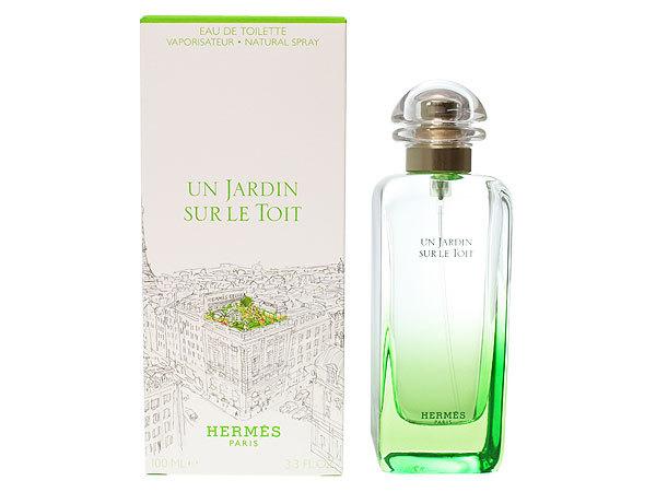 エルメス HERMES 屋根の上の庭 オードトワレ 100ml EDT レディース 香水 ユニセックス (香水/コスメ) 新品