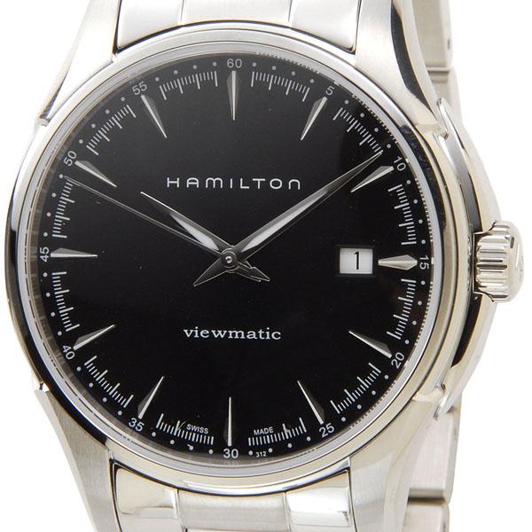 ハミルトン HAMILTON H32665131 ジャズマスタービューマチック オートマチック ブラック メンズ