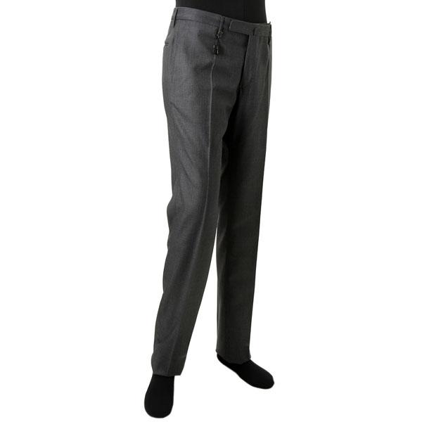インコテックス スラックス INCOTEX 1AT030 1393D 910 【50】 グレー ウールパンツ ボトムス パンツ ズボン メンズ DEAL