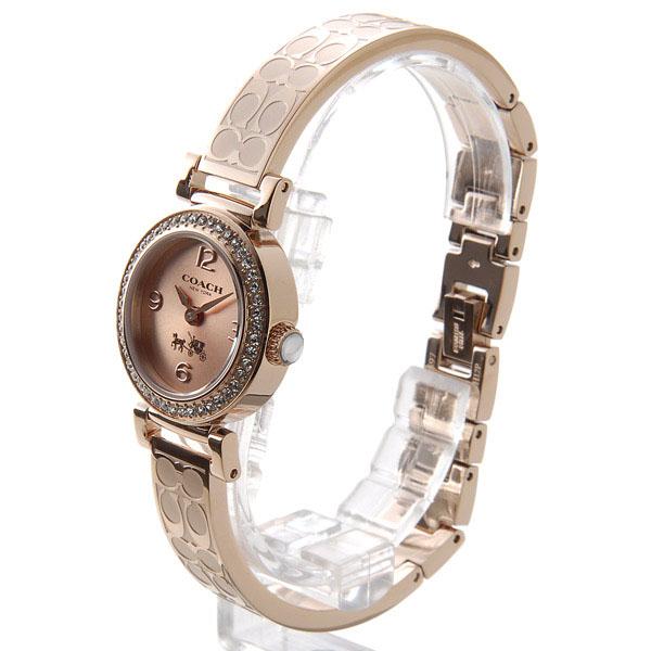 5188a5a717c64 COACH coach watches ladies 14502203 Madison fashion quartz rose gold  Rakuten Super SALE 05P06May15