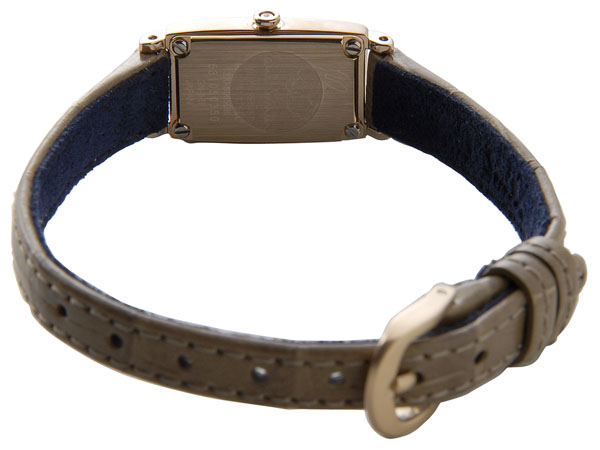 Paul Smith Paul Smith手表女士BB2-062-70小淡蓝色×浅驼色皮革信赖的日本制造