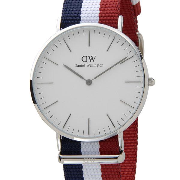 ダニエルウェリントン Daniel Wellington 腕時計 0203DW 00100017DW クラシック ケンブリッジ クオーツ