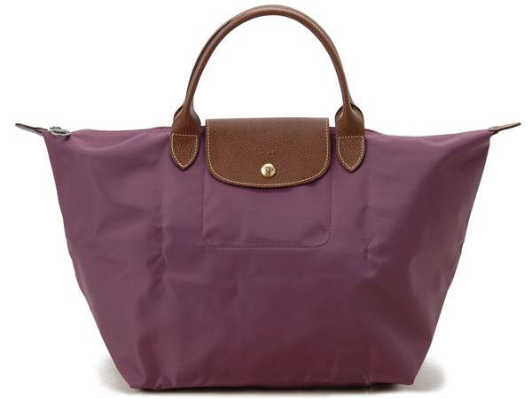 98213fb48981b s-select  Longchamp tote bags LONGCHAMP 1623 089 882 pliage fig ...