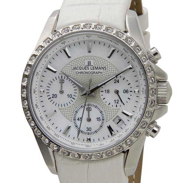 ジャックルマン JACQUES LEMANS 腕時計 1-1724B LIVERPOOL 35mm リバプール スワロフスキー レディース P10SP