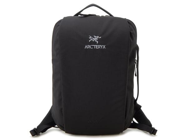アークテリクス ARC'TERYX リュックサック ARC'TERYX 16180 BK BLADE 6 ブレード バックパック リュック ブラック 新品 【ポイント10倍 2/15までP10】