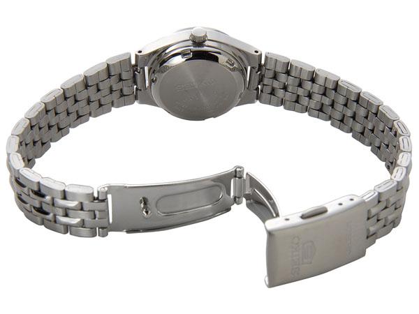 精工SEIKO SYM787J1精工SEIKO5精工SEIKO五白×银子女士手表自动卷新货