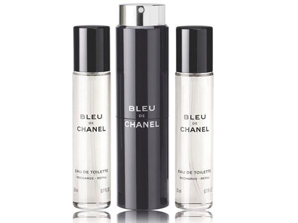シャネル CHANEL ブルー ドゥ シャネル トラベル スプレイ EDT 20ml×3 メンズ 香水 (香水/コスメ) 新品 【送料無料】