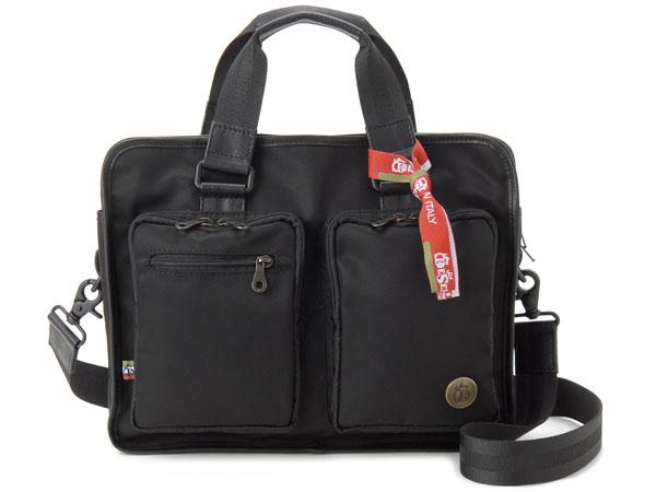 デザルティカ DESERTIKA ブリーフケース AIREXPRESSS-LH ビジネスバッグ ブラック メンズ P5SP