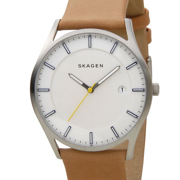 スカーゲン SKAGEN 腕時計 SKW6282 ホルスト ホワイト メンズ 時計 新品