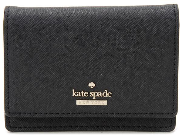 ケイトスペード Kate Spade コインケース 小銭入れ 財布 PWRU5096 001 ブラックP10SP