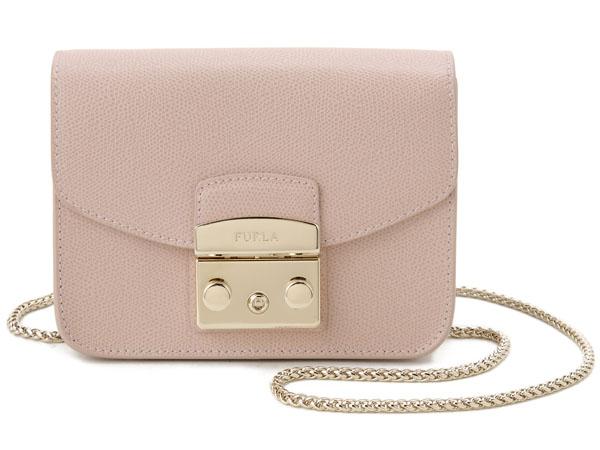 FURLA フルラ ショルダーバッグ 851173 メトロポリス ピンク 新品