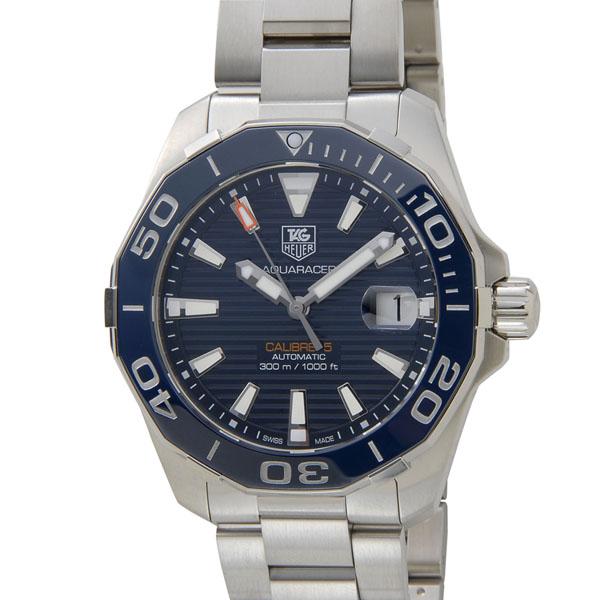 TAGHeuer タグホイヤー メンズ 腕時計 WAY211C.BA0928 アクアレーサー キャリバー5 300m防水 41mm P5SP