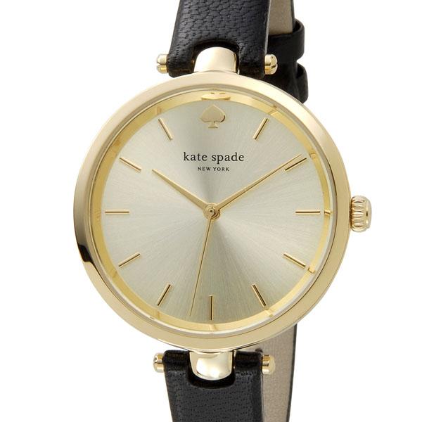 kate spade ケイトスペード レディース 腕時計 1YRU0811 Holland ホランド スキニー ゴールド×ブラック 新品