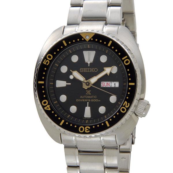 平成ファイナルセール SEIKO セイコー PROSPEX プロスペックス SRP775K1 3rdダイバーズ復刻モデル メンズ 腕時計 自動巻き ブラック 新品
