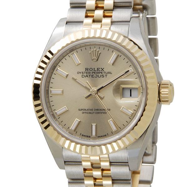 ROLEX ロレックス レディース 腕時計 279173 DATEJUST デイトジャスト ゴールド コンビ 新品