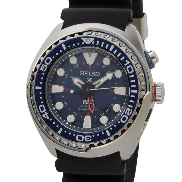 SEIKO セイコー 腕時計 SUN065P1 PROSPEX SEA プロスペックス キネティック GMTダイバー PADIコラボ限定モデル 新品 【送料無料】