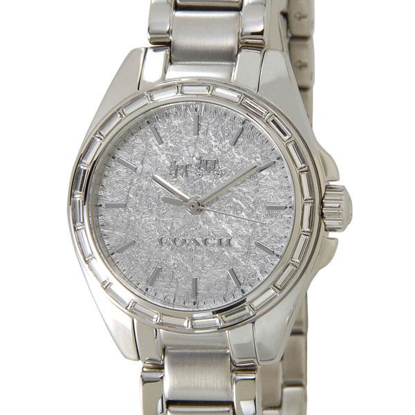 COACH コーチ レディース 腕時計 14502459 トリステン ミニ ブレスレット シルバー DEAL 新品 【送料無料】