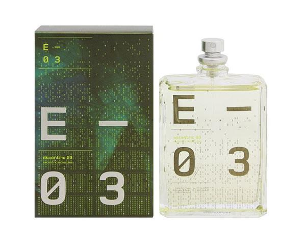 平成ファイナルセール エセントリック モレキュールズ エセントリック03 オーデトワレ・スプレータイプ 100ml 香水 Escentric Molecules EDT メンズ/レディース (香水/コスメ) 新品