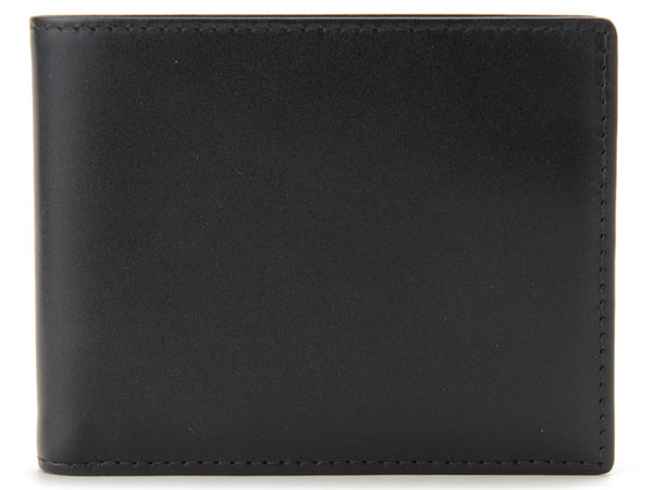 エッティンガー 二つ折り財布 ETTINGER ST141JR PURPLE ロイヤルコレクション ブラック メンズ 新品 【送料無料】