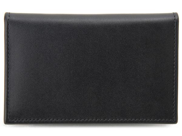 エッティンガー カードケース 名刺入れ ETTINGER ST143JR PURPLE ロイヤルコレクション ブラック メンズP10SP