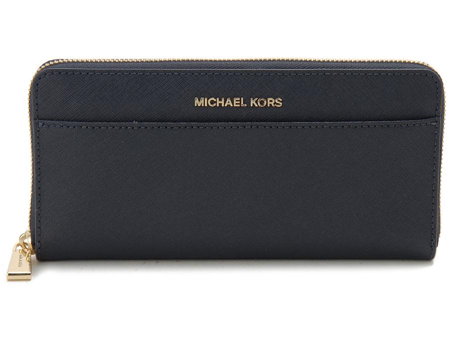 マイケルコース ラウンドファスナー長財布 MICHAEL KORS 32T7GTVZ3L-414 ADMIRAL アドミラル 新品