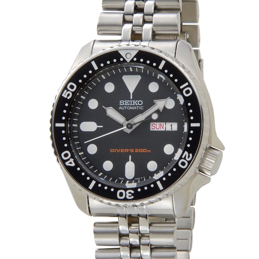 セイコー オートマティック ダイバーズ SEIKO SKX007K2 ダイバーズウォッチ 200M メンズ 腕時計 P5SP
