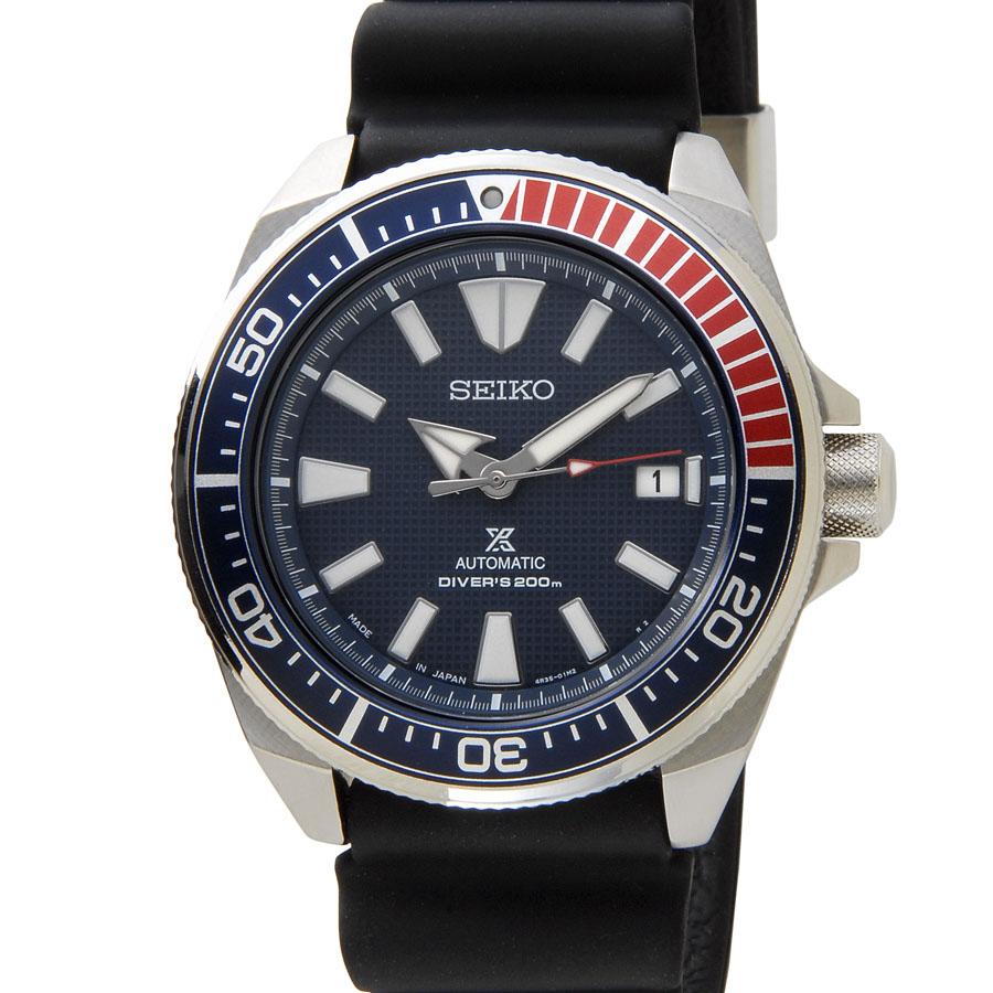 セイコー プロスペックス サムライダイバー SEIKO PROSPEX SRPB53J1 日本製海外モデル 自動巻き メンズ 腕時計 新品 【送料無料】 [ポイント5倍キャンペーン][8/3~8/17]