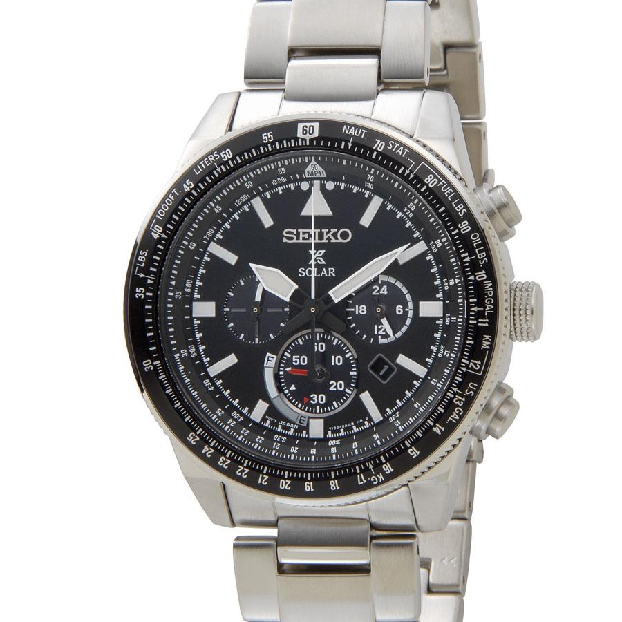 セイコー プロスペックス ソーラー クロノグラフ SEIKO PROSPEX SSC607P1 クオーツ メンズ 腕時計P10SP