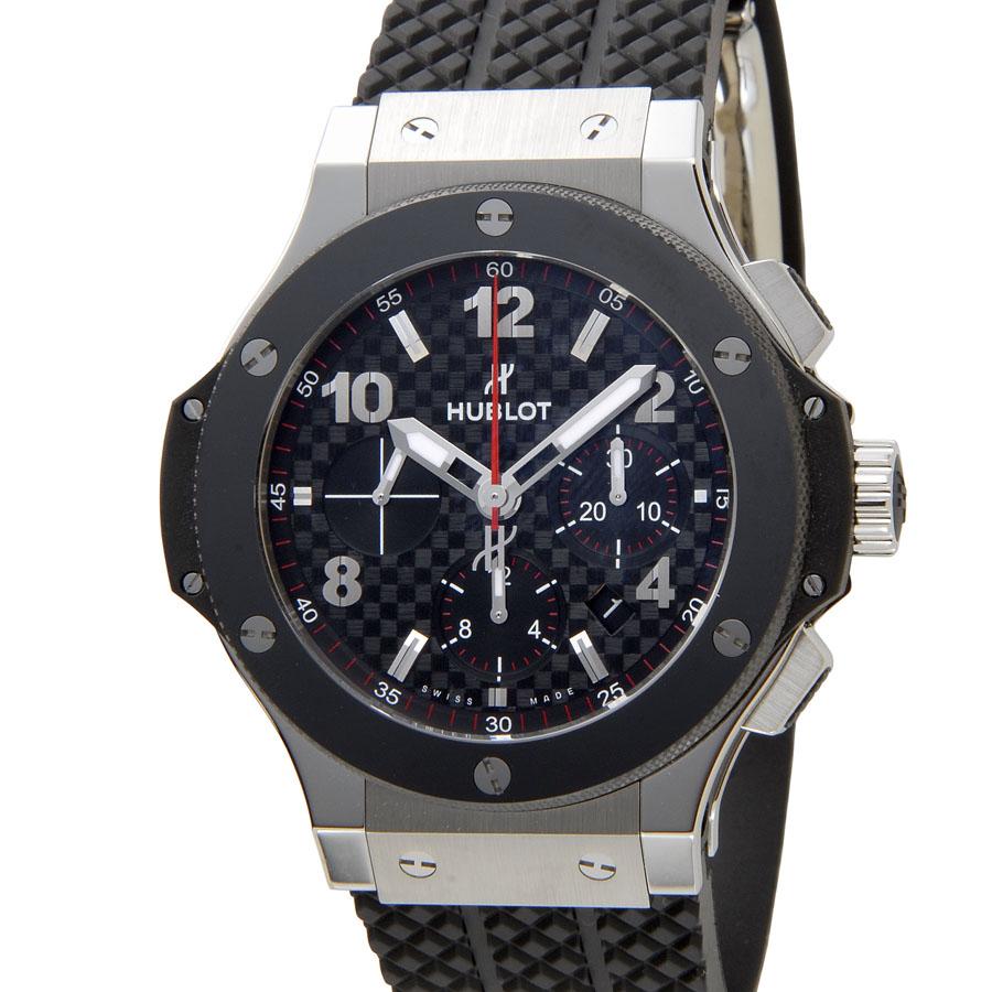 ウブロ HUBLOT ビッグバン 301.SB.131.RX 自動巻き ブラック メンズ 腕時計 新品 当店2年保証