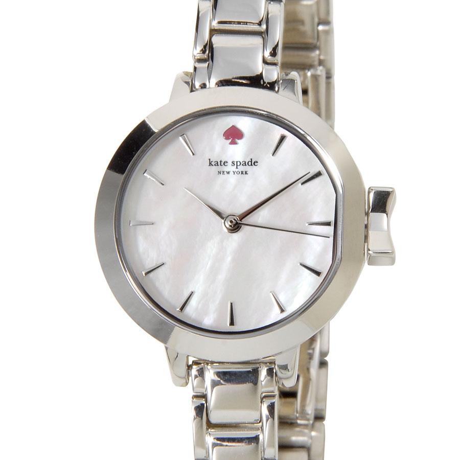 ケイトスペード kate spade レディース 腕時計 KSW1362 PARK ROW パーク ロウ シルバー P10SP