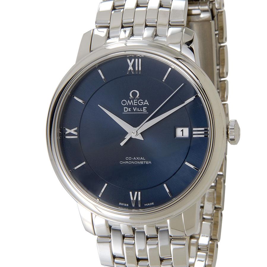 オメガ OMEGA デビル プレステージ コーアクシャル 424.10.40.20.03.001 メンズ 腕時計 新品 【送料無料】 当店5年保証