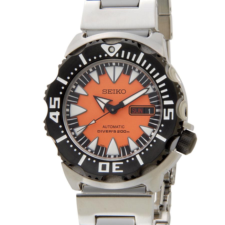 セイコー SEIKO ダイバーズ メンズ 腕時計 SRP315K2 ダイバーズ オートマチック モンスター ダイバー 新品