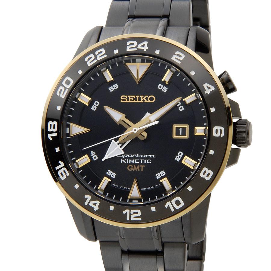 セイコー SEIKO キネティック メンズ 腕時計 SUN026P1 スポーチュラ キネティック クオーツ 新品