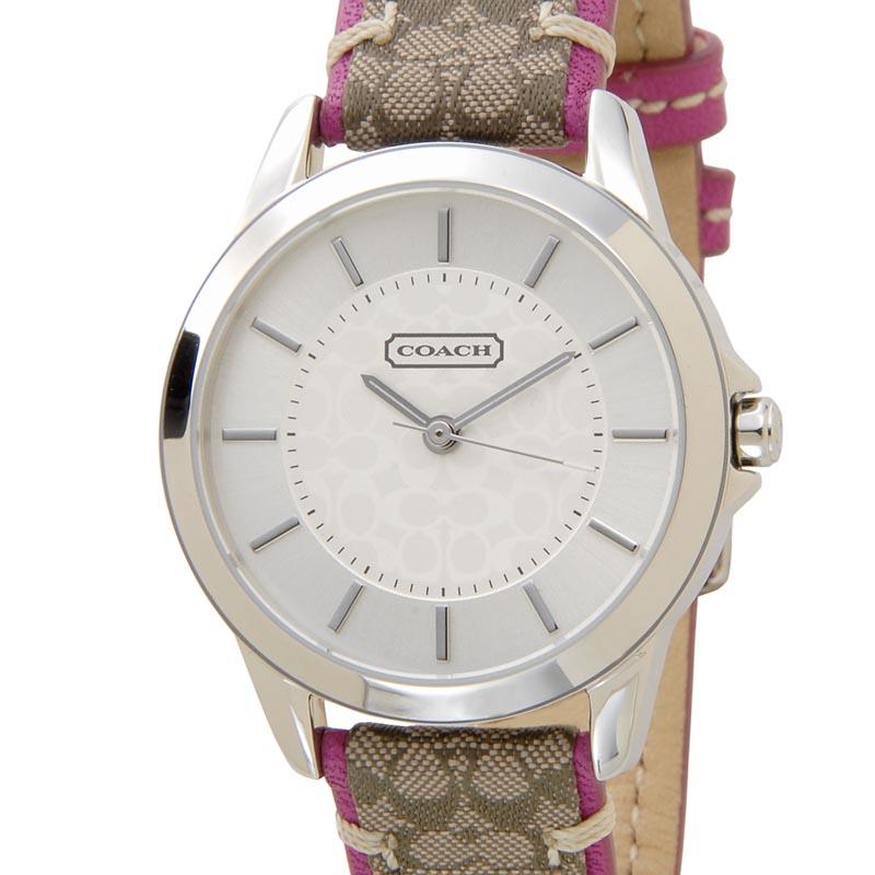 記念日 コーチ COACH 時計 14501543 New 本店 Classic レディース ニュークラシック シグネチャー 腕時計 新品